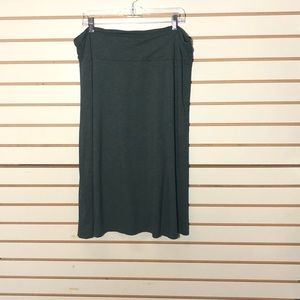 Horny Toad green skirt XL